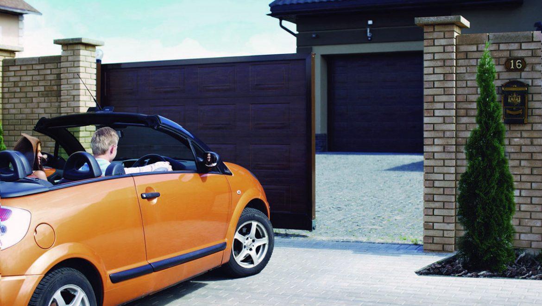 Разновидности гаражных ворот и их отличительные особенности
