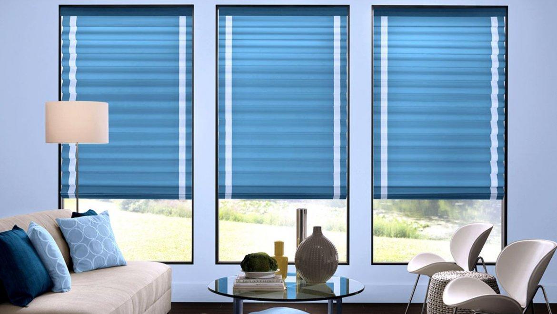 Виды, особенности монтажа и ухода за рулонными шторами на окна ПВХ
