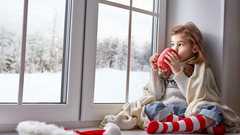 Почему пластиковые окна можно ставить зимой
